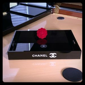 AUTHENTIC CHANEL XL COSMETIC VANITY TRAY